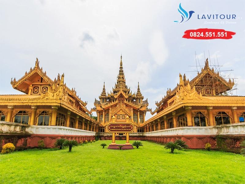 Tour Myanmar - Yangon - Về Miền Đất Phật 4n3đ 13