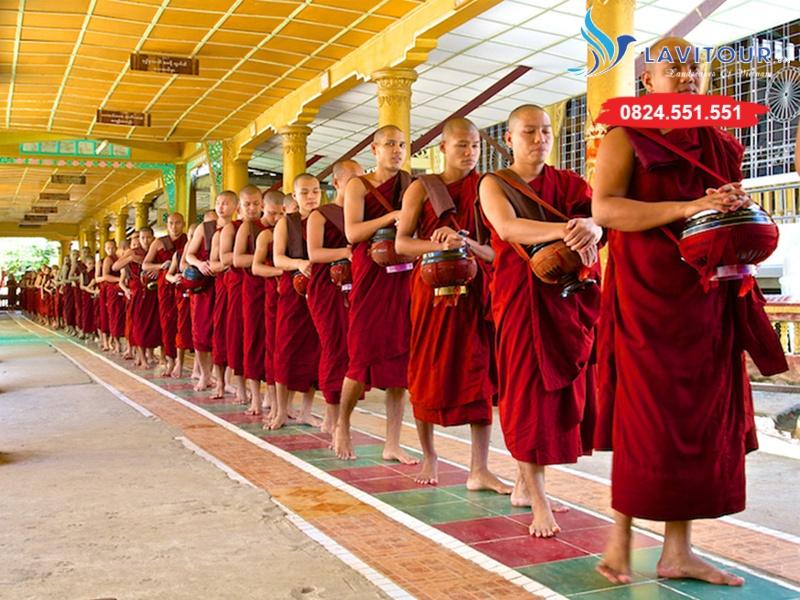 Tour Myanmar - Yangon - Về Miền Đất Phật 4n3đ 11
