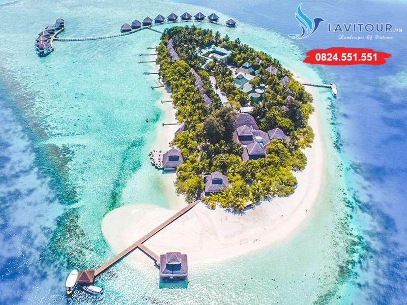 Tour Maldives - Thiên Đường Biển Á Châu 4n3đ 8