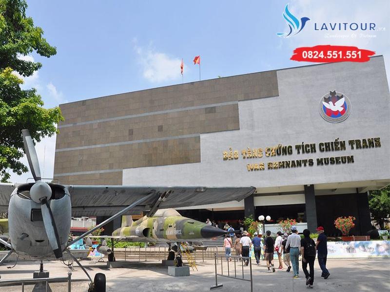 Tour Khám Phá Sài Gòn - KDL Đại Nam 2n1đ 12