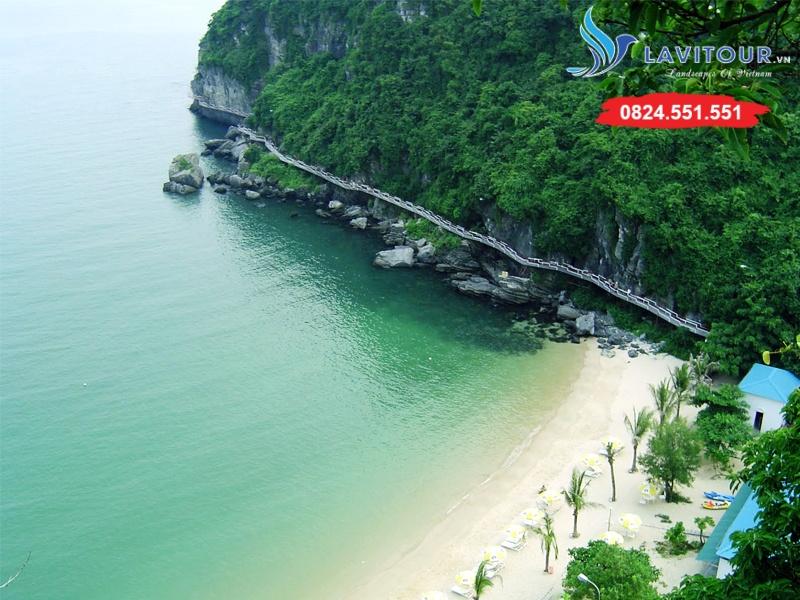 Tour Sài Gòn - Hải Phòng - Cát Bà - Vịnh Lan Hạ 3n2đ 9