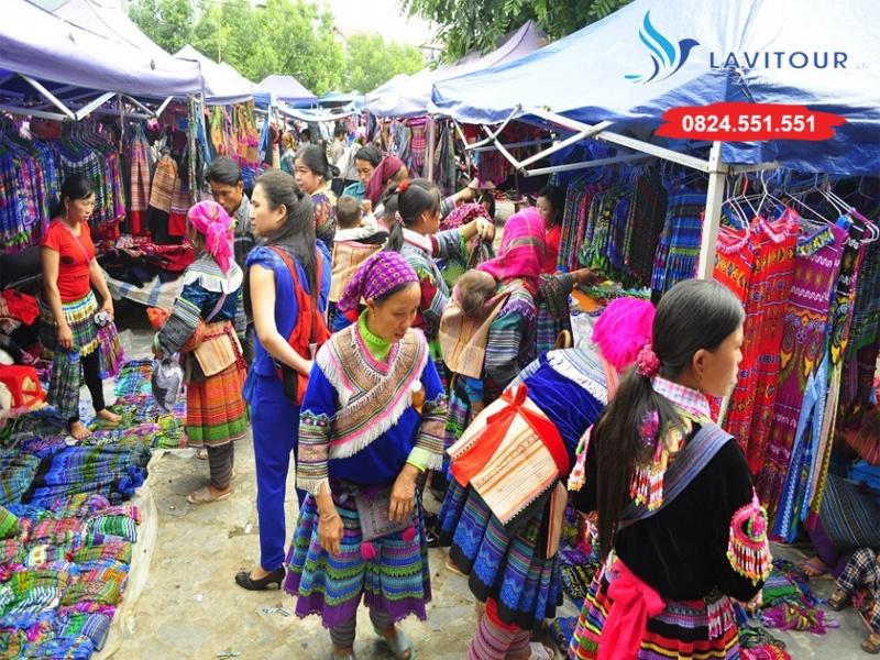 Tour Sài Gòn - Hà Nội - Hà Giang - Lũng Cú 4n3đ 8