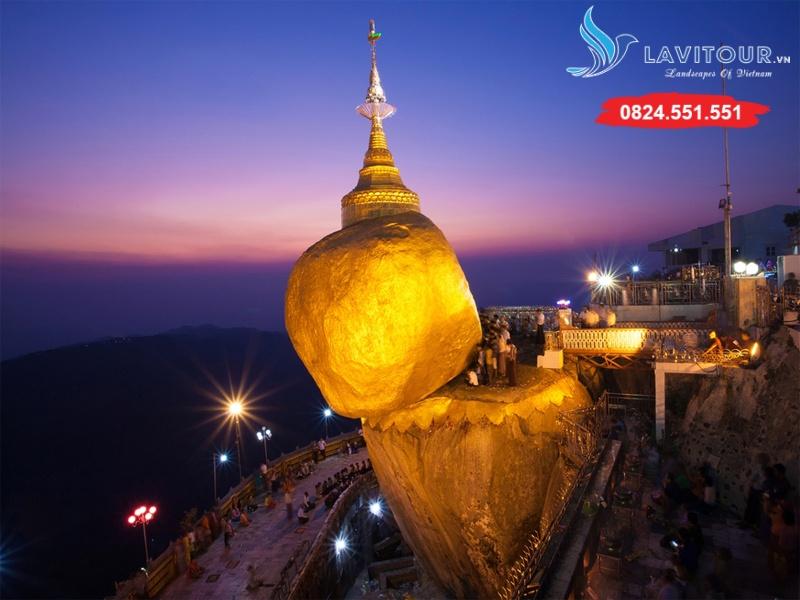Tour Myanmar - Yangon - Về Miền Đất Phật 4n3đ 12