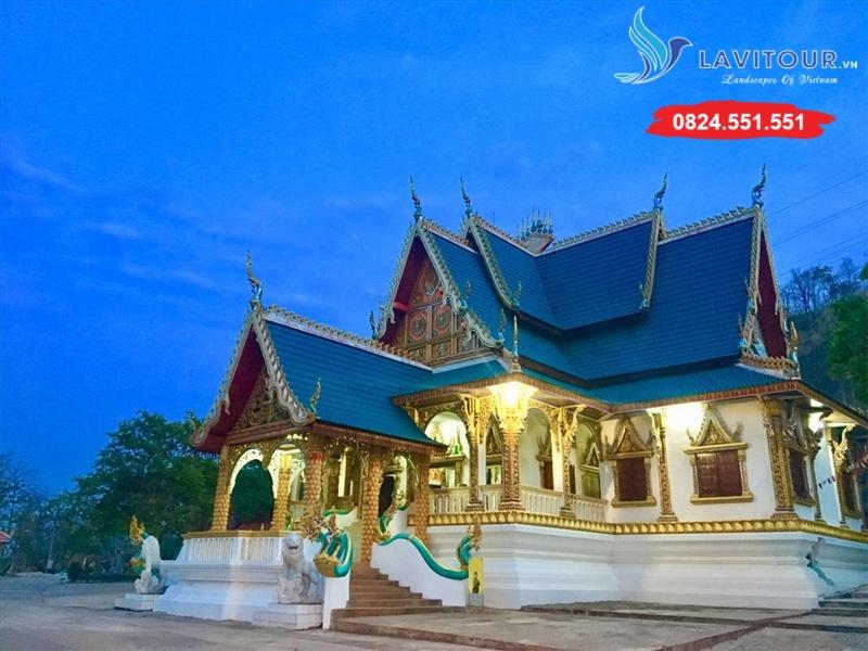 Tour Liên Tuyến Campuchia - Lào - Thái Lan 4n3đ 4