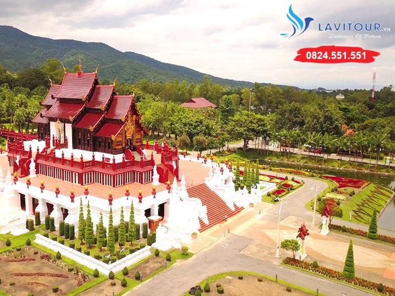 Tour Liên Tuyến Campuchia - Lào - Thái Lan 4n3đ 3