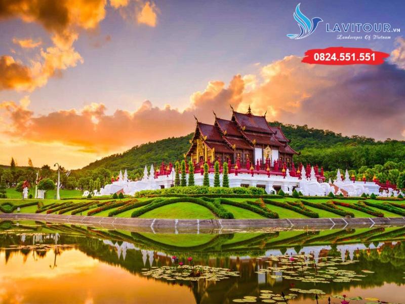 Tour Liên Tuyến Campuchia - Lào - Thái Lan 4n3đ 7