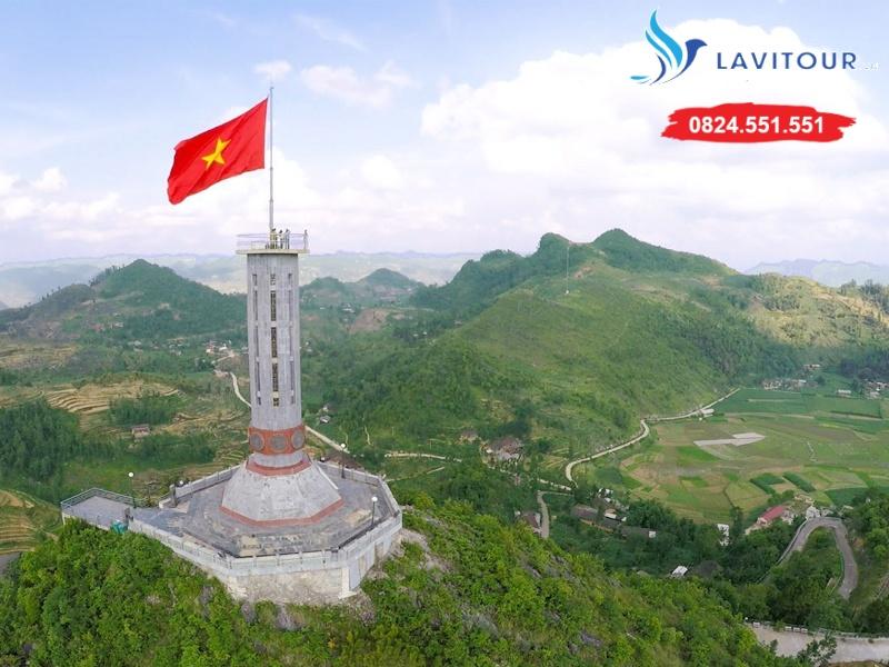 Tour Sài Gòn - Hà Nội - Hà Giang - Lũng Cú 4n3đ 7
