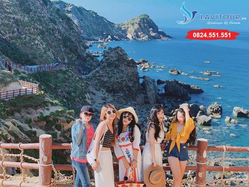 Tour Quy Nhơn - Biển Kỳ Co - Eo Gió 3n2đ 13