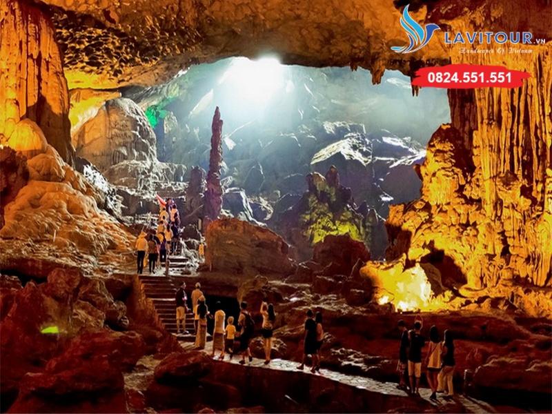 Tour Sài Gòn - Vịnh Hạ Long - Đảo Cát Bà 3n2đ 5