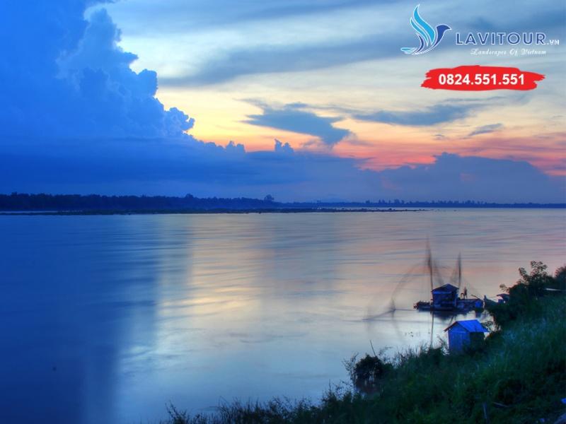 Tour Liên Tuyến Campuchia - Lào - Thái Lan 4n3đ 6