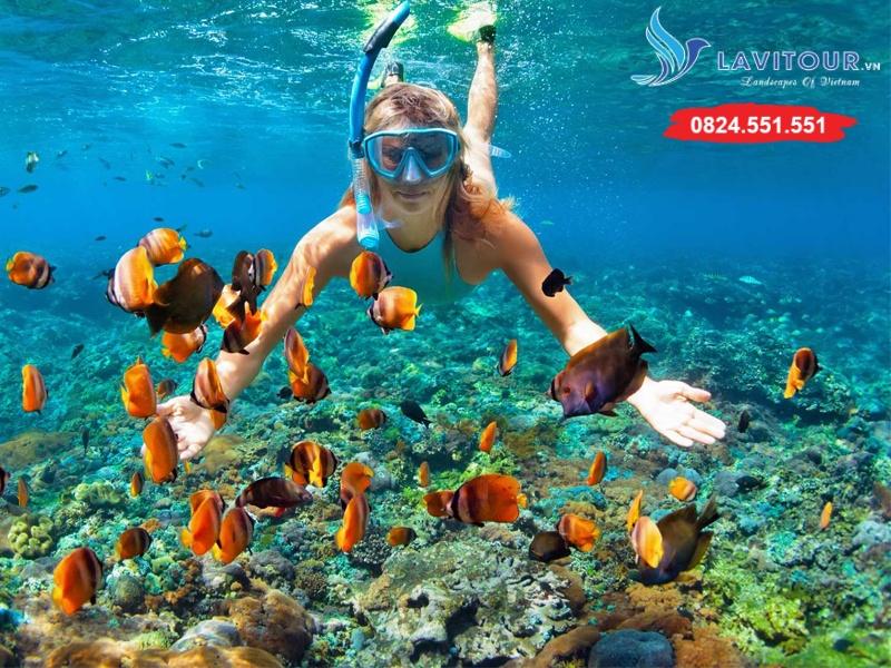 Tour Maldives - Thiên Đường Biển Á Châu 4n3đ 13