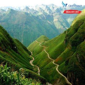 Tour Sài Gòn - Hà Nội - Hà Giang - Lũng Cú 4n3đ 1