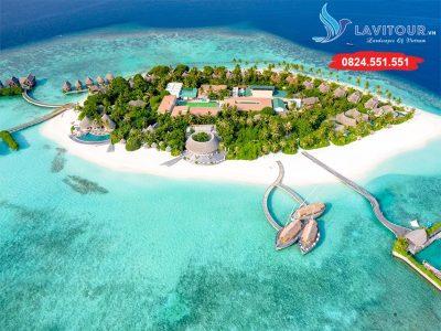 Tour Maldives - Thiên Đường Biển Á Châu 4n3đ 1