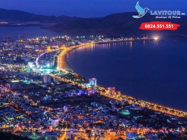 Tour Quy Nhơn - Tuy Hòa - Ghành Đá Đĩa 4n3đ 7