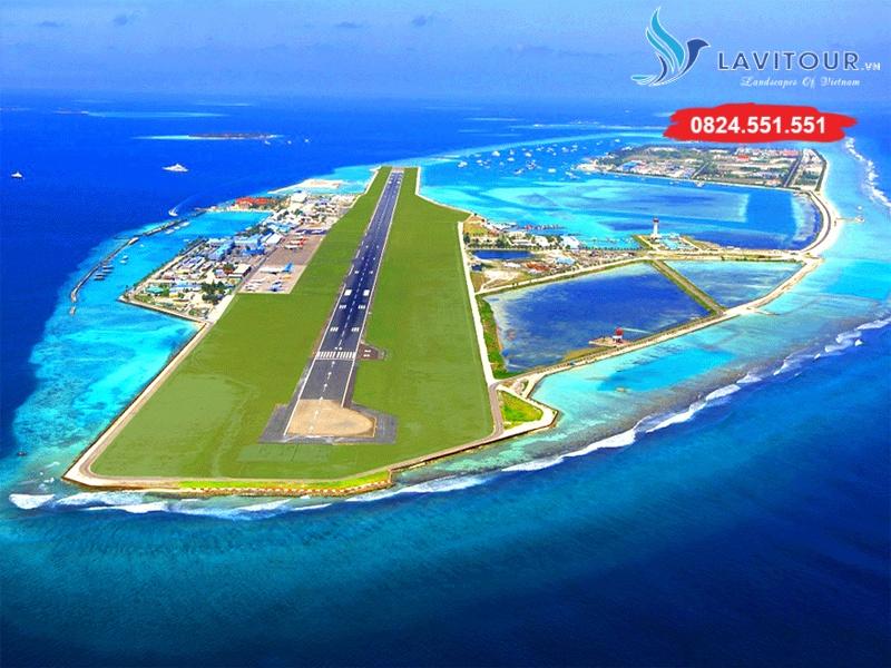 Tour Maldives - Thiên Đường Biển Á Châu 4n3đ 9
