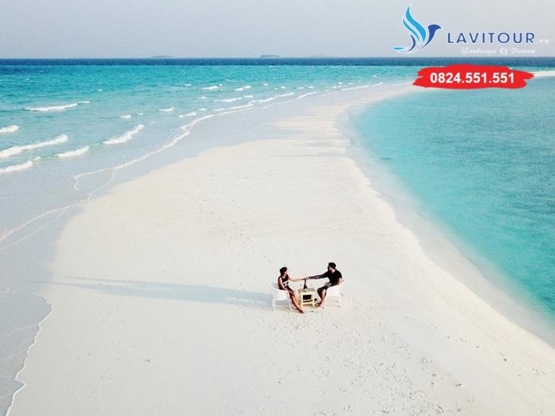 Tour Maldives - Thiên Đường Biển Á Châu 4n3đ 3