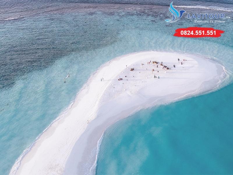 Tour Maldives - Thiên Đường Biển Á Châu 4n3đ 12