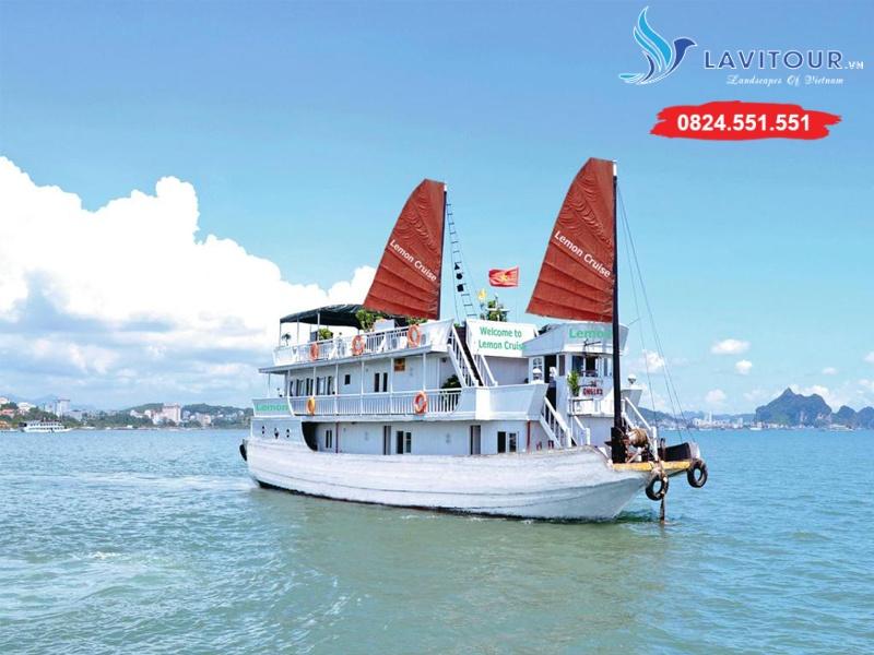 Tour Sài Gòn - Vịnh Hạ Long - Đảo Cát Bà 3n2đ 4
