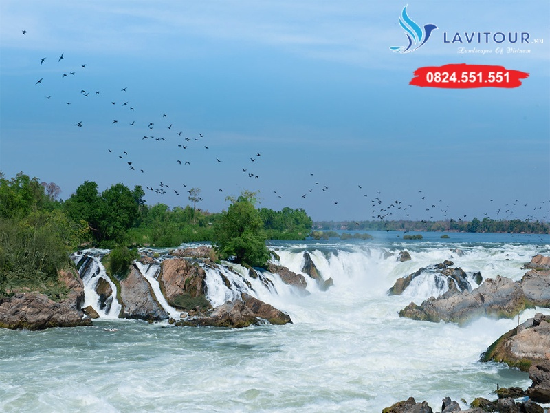 Tour Liên Tuyến Campuchia - Lào - Thái Lan 4n3đ 10