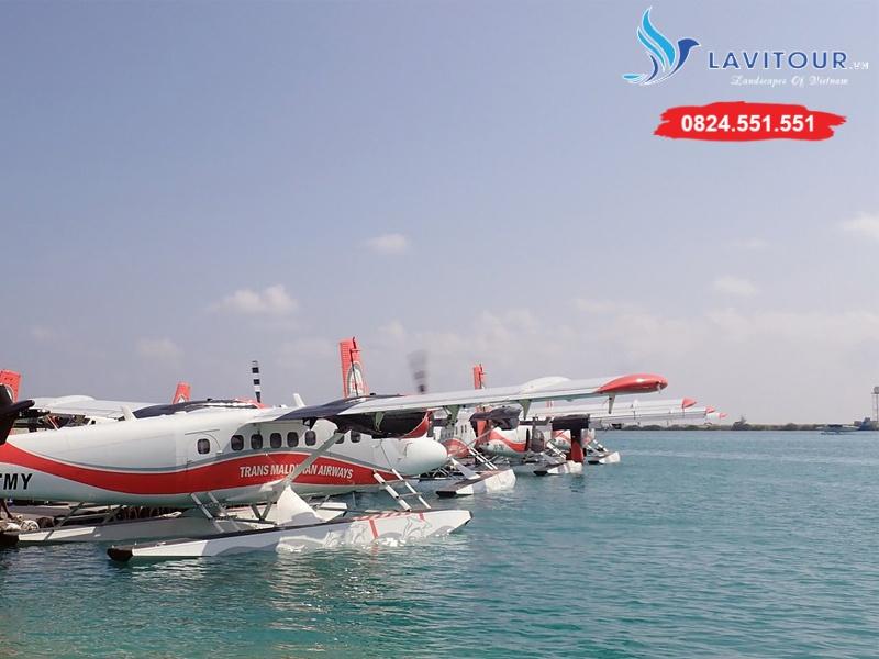 Tour Maldives - Thiên Đường Biển Á Châu 4n3đ 7