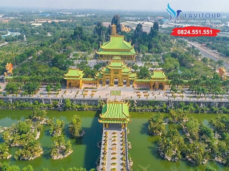 Tour Khám Phá Sài Gòn - KDL Đại Nam 2n1đ 6