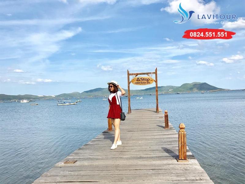 Tour Phú Yên - Ghành Đá Dĩa - Mũi Đại Lãnh 3n2đ 5