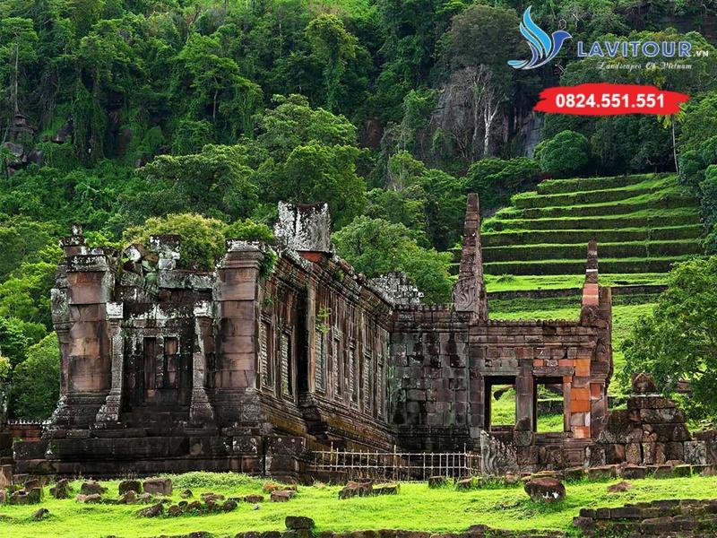 Tour Liên Tuyến Campuchia - Lào - Thái Lan 4n3đ 5