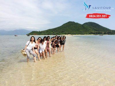 Tour Nha Trang - Điệp Sơn - Đường Dưới Biển 4n3đ 8