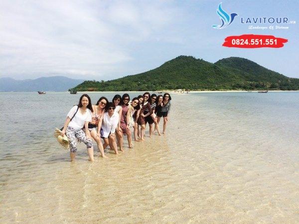 Tour Nha Trang - Điệp Sơn - Đường Dưới Biển 4n3đ 10