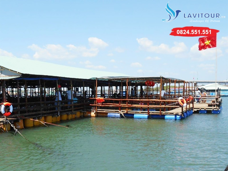 Tour Long Hải - Vũng Tàu - KDL Hồ Mây 3n2đ 5