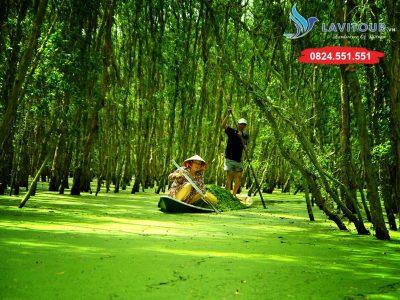 Tour Châu Đốc - Hà Tiên - Rừng Tràm Trà Sư 3n2đ 9