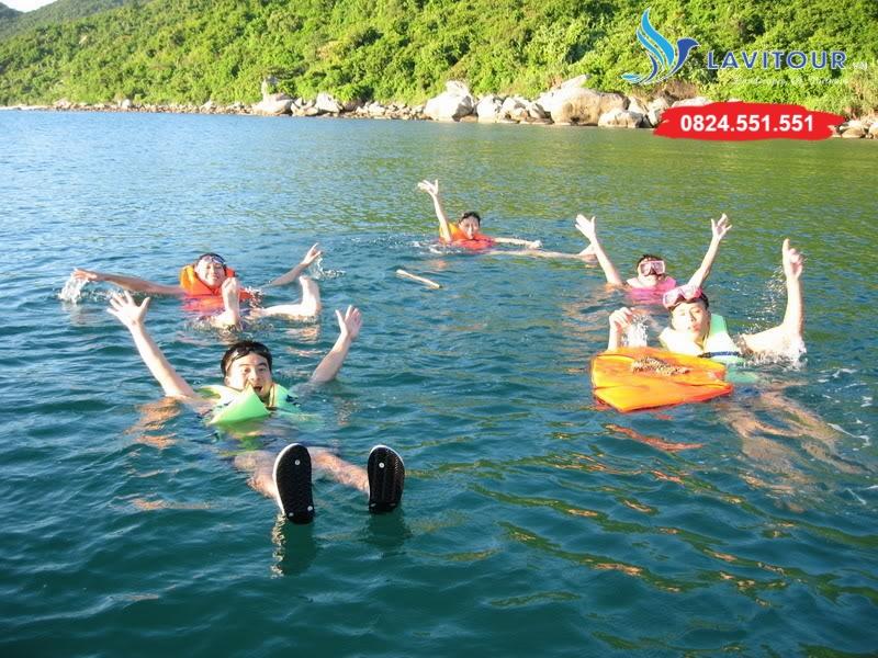 Tour Đà Nẵng - Hội An - Cù Lao Chàm - Bà Nà 3n2đ 12