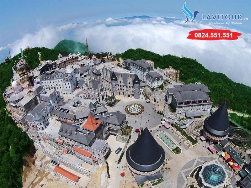 Tour Đà Nẵng - Hội An - Cù Lao Chàm - Bà Nà 3n2đ 17