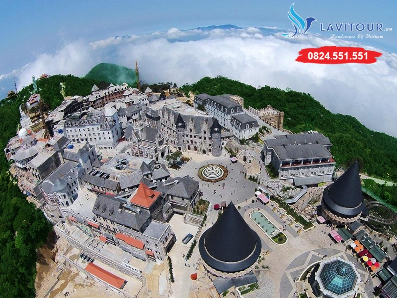 Tour Đà Nẵng - Hội An - Cù Lao Chàm - Bà Nà 3n2đ 8
