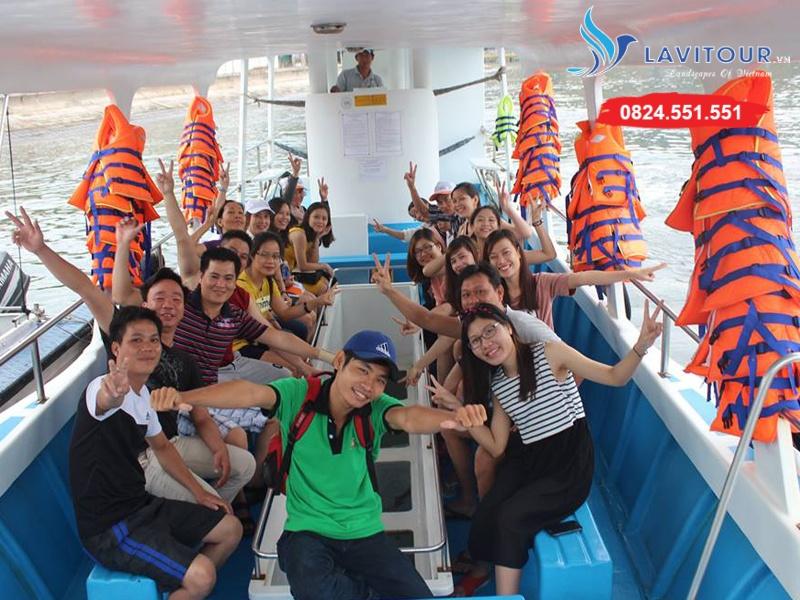 Tour Ninh Chữ - Hang Rái - Vịnh Vĩnh Hy 3n2đ 5