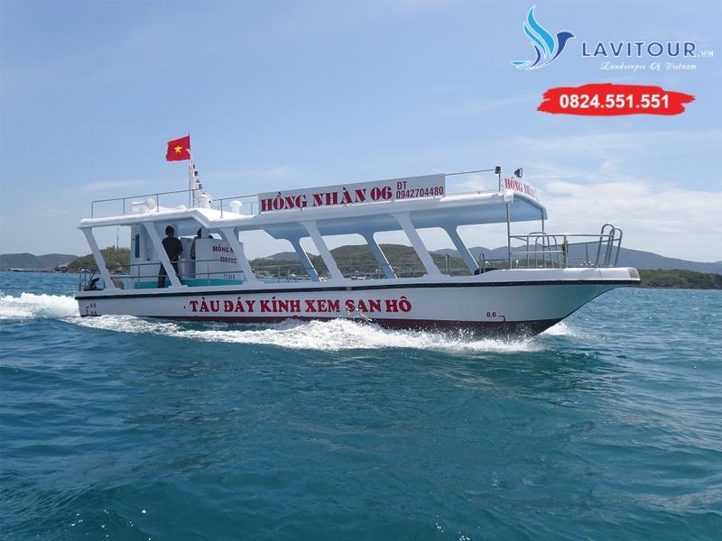 Tour Ninh Chữ - Hang Rái - Vịnh Vĩnh Hy 3n2đ 4