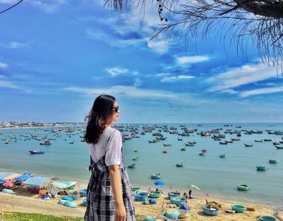 Mũi Né - thiên đường du lịch biển xanh cát trắng 11