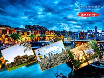 Tour Đà Nẵng - Hội An - Huế - Quảng Bình 5n4đ 1
