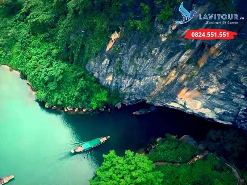Tour Đà Nẵng - Hội An - Huế - Quảng Bình 5n4đ 7