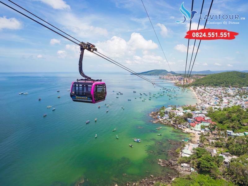 Tour Phú Quốc - Nam Du 4n3đ - Liên Tuyến Đảo Ngọc 10