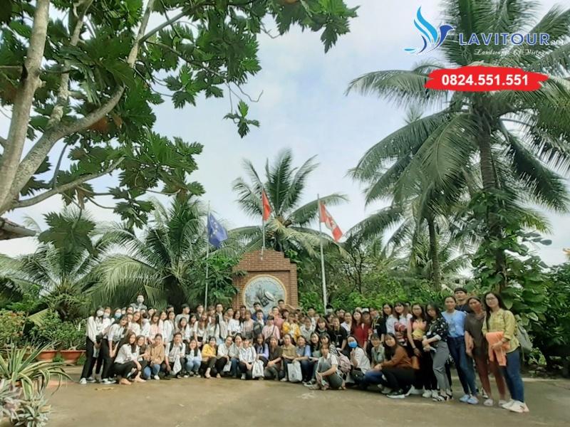 Tour Đồng Tháp - Chùa Lá Sen - KDL Xẻo Quít 1N 9