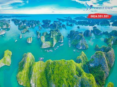 Tour Sài Gòn - Hải Phòng - Cát Bà - Vịnh Lan Hạ 3n2đ 1
