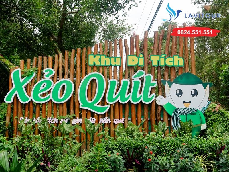 Tour Đồng Tháp - Chùa Lá Sen - KDL Xẻo Quít 1N 12