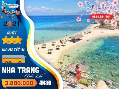 tour Nha Trang tết AL 2021
